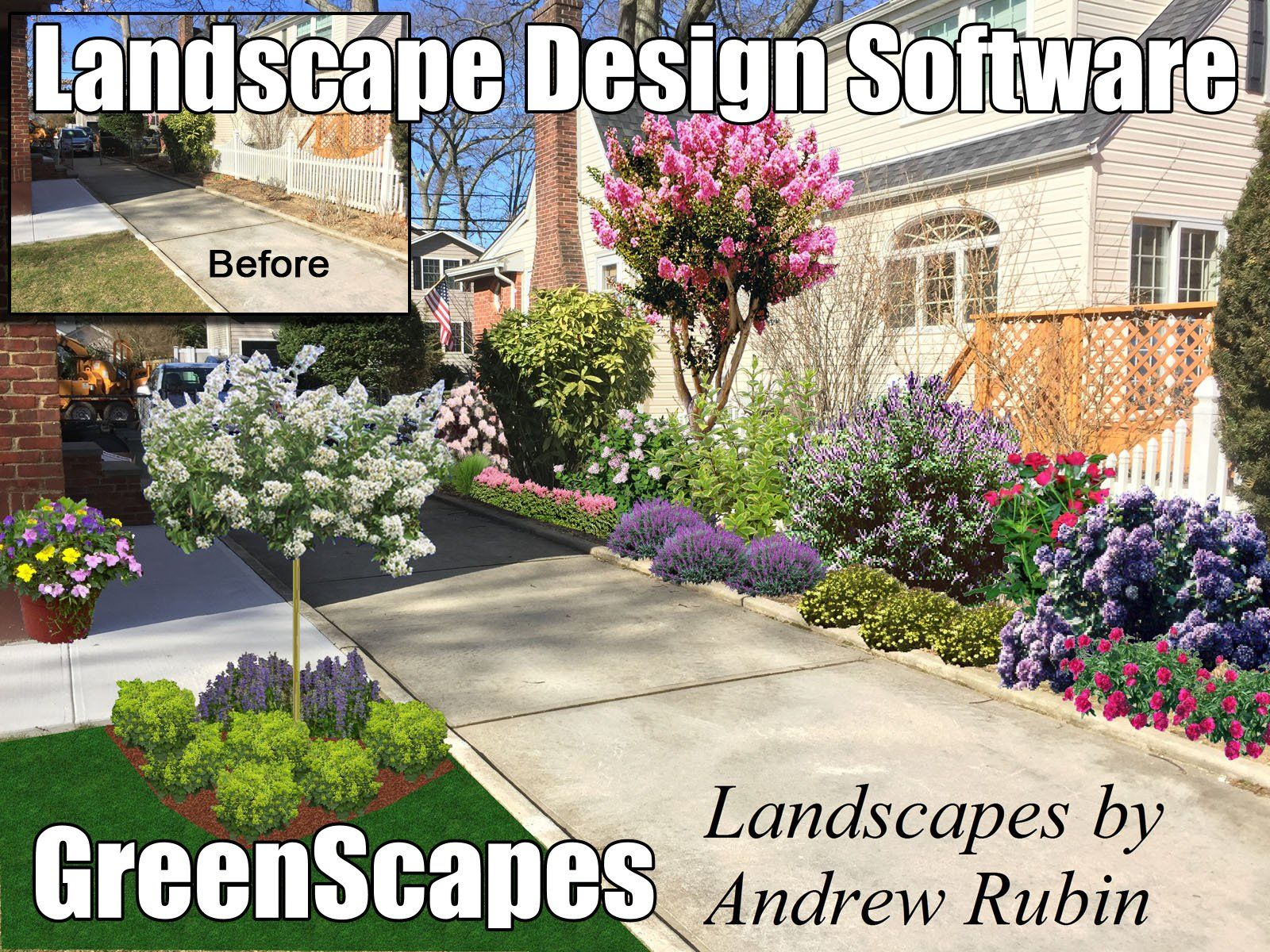 Greenscapes Design Software is one of our most useful and ...