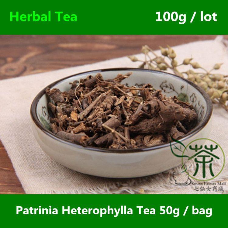 $15.98 (Buy here: http://appdeal.ru/9nsr ) Heat Dampness Patrinia Heterophylla Tea 100g, Healthy Life Wild Mu Tou Hui Hers Tea, Pure Natural Patrinia Angustifolia Dry Root for just $15.98