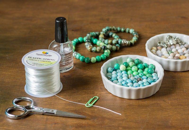Photo of Healing Stone Bracelets: Simple Beautiful Jewelry to Make