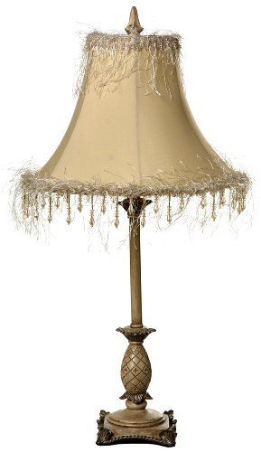 Lamp Shades For Table Lamps 63cm Carolina Table Lamp With Cream Beaded Shade Lamp Lamp Shade