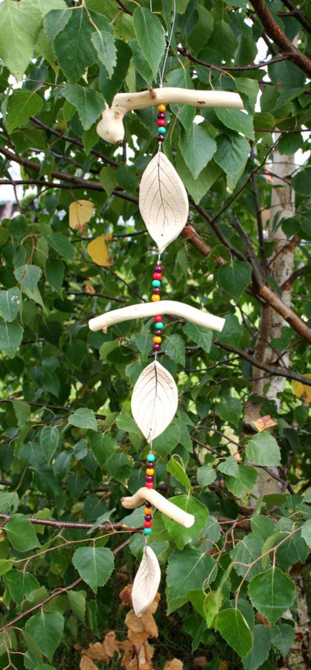 http://de.dawanda.com/product/34038933-windspiel-mobile-blaetter ...