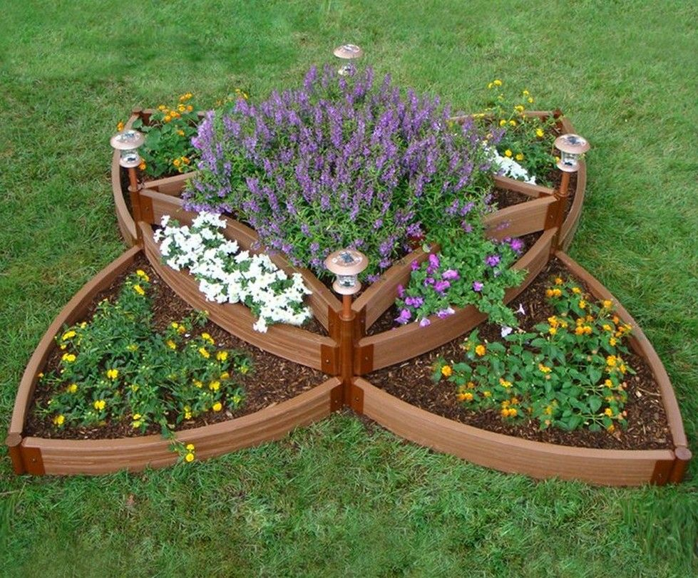 Elegant Decorative Garden Edging   Home Inspirations