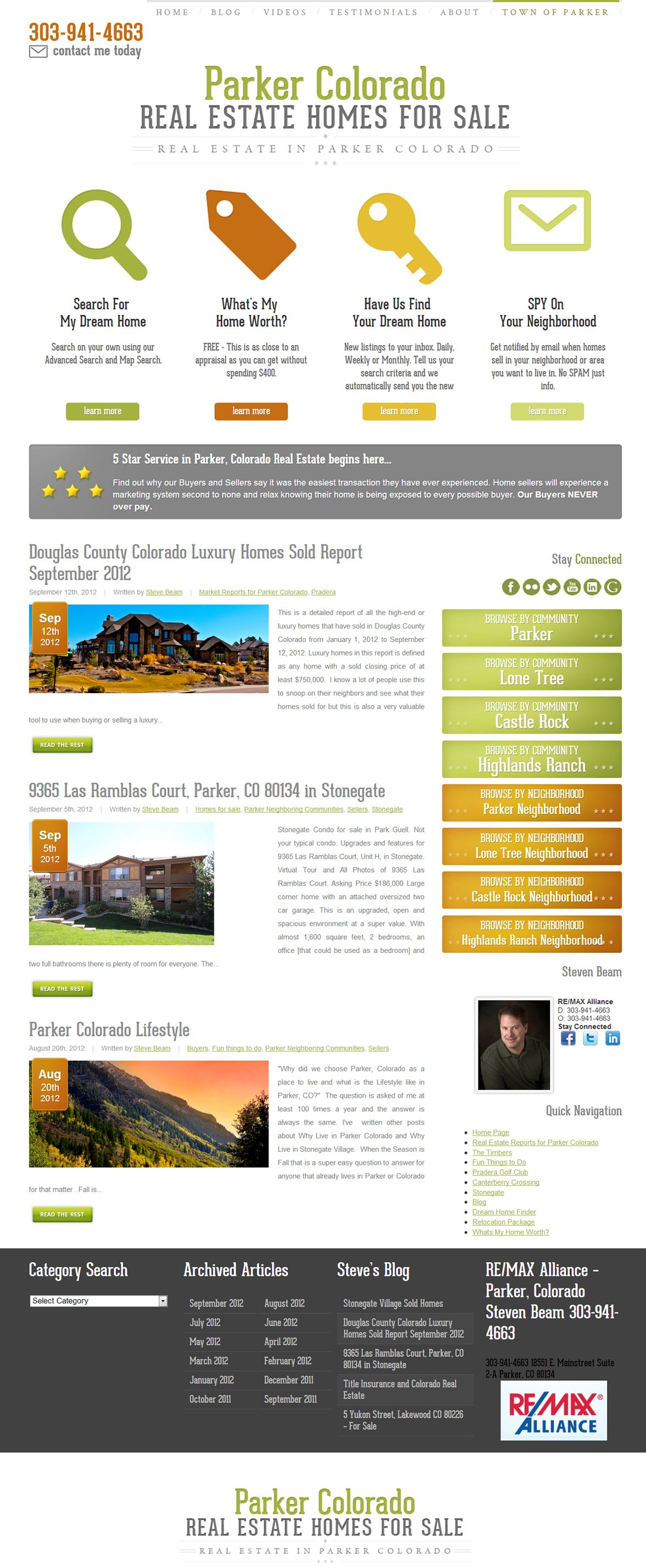 Pakercoloradorealestatehomesforsale if you would like a quote on