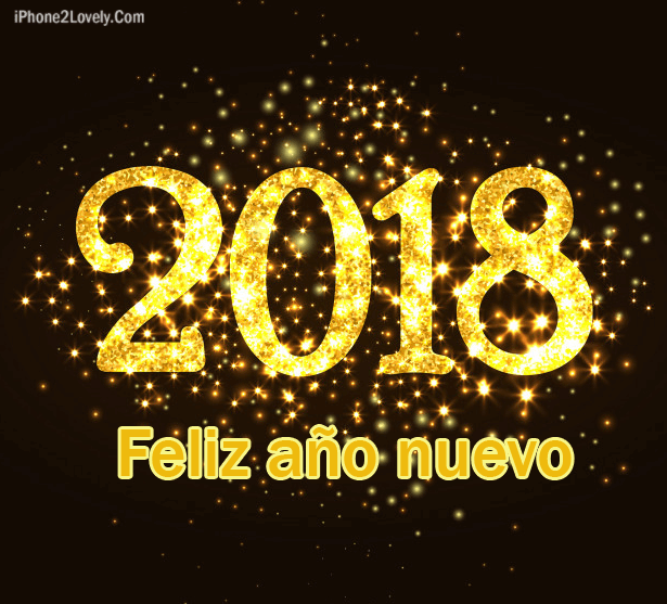 How To Say Happy New Year In Spanish 2018 Happy New Year
