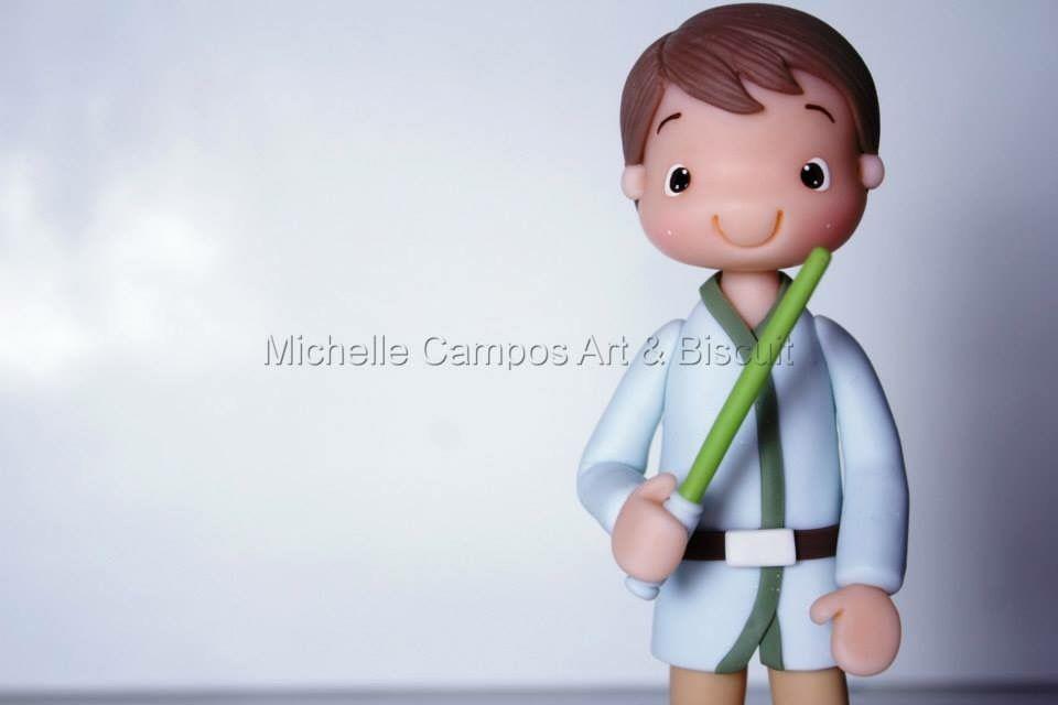 Luke Skywalker, Star Wars, topo de bolo.