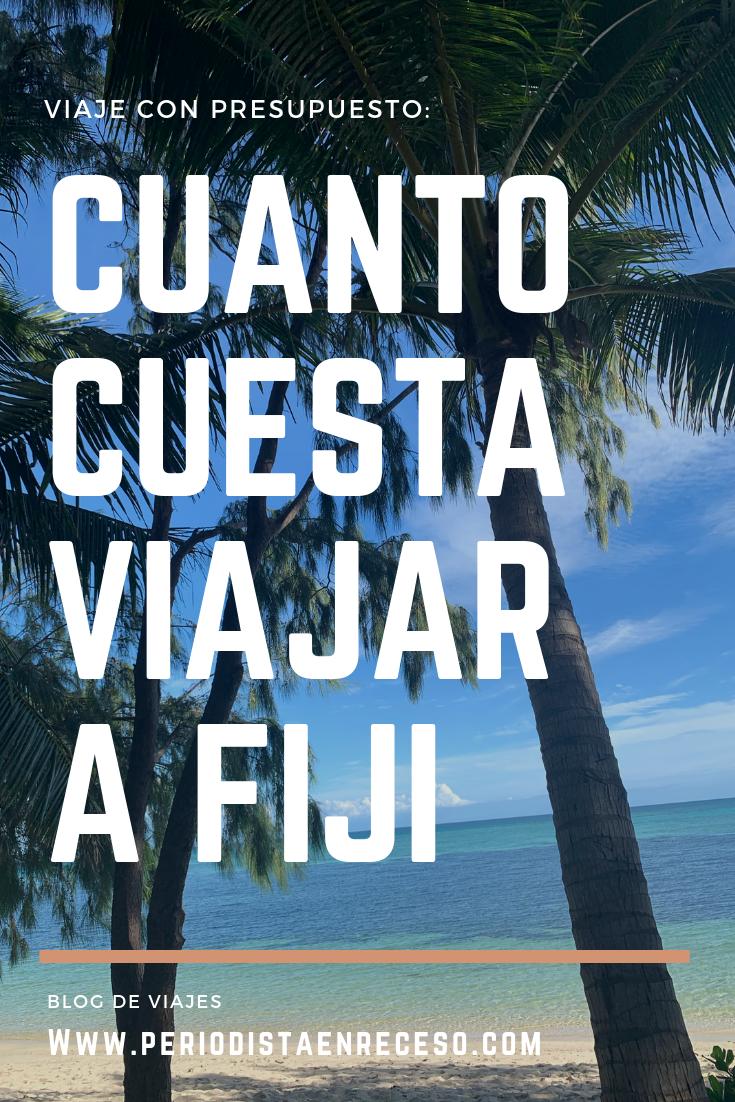 Cuanto Cuesta Viajar A Las Islas Fiji Viajes Islas Fiji Y