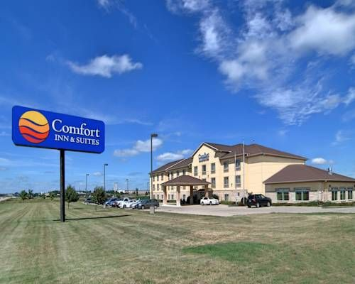 Comfort Inn Suites Grinnell Grinnell Iowa The Comfort Inn