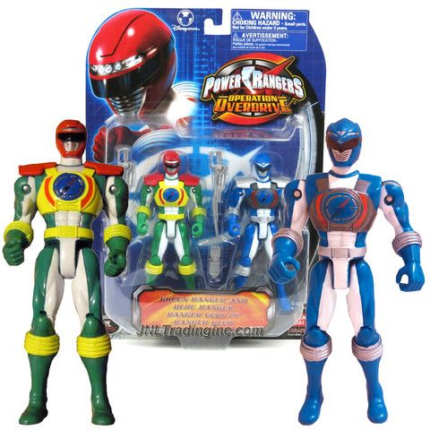 Bandai Power Rangers Operation
