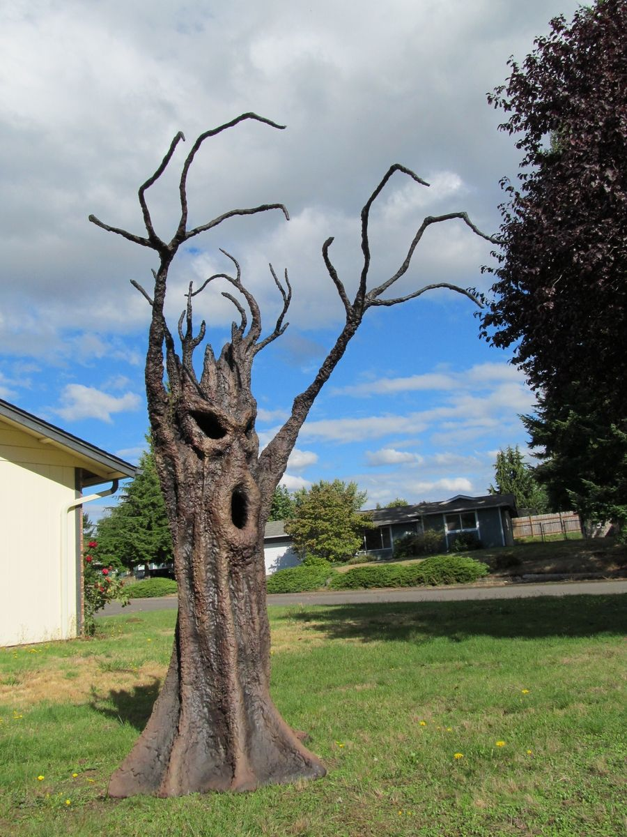 Hand Made Spooky Tree by Ben's Artworks LLC | CustomMade.com