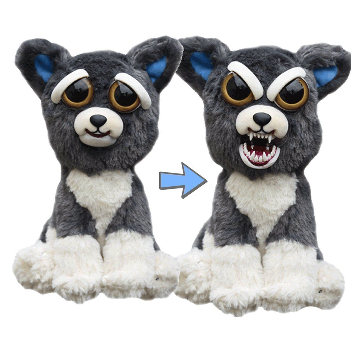 Boughtagain Awesome Goods You Bought It Again Plush Dog Bear Stuffed Animal Teddy Bear Stuffed Animal