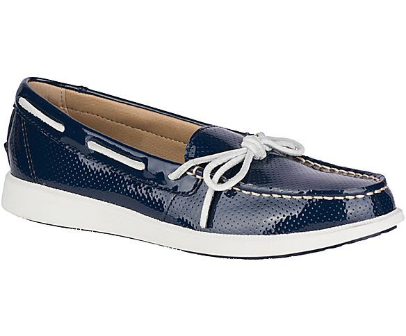 Sperry Oasis Canal Leather Boat Shoe xLRqf6yP
