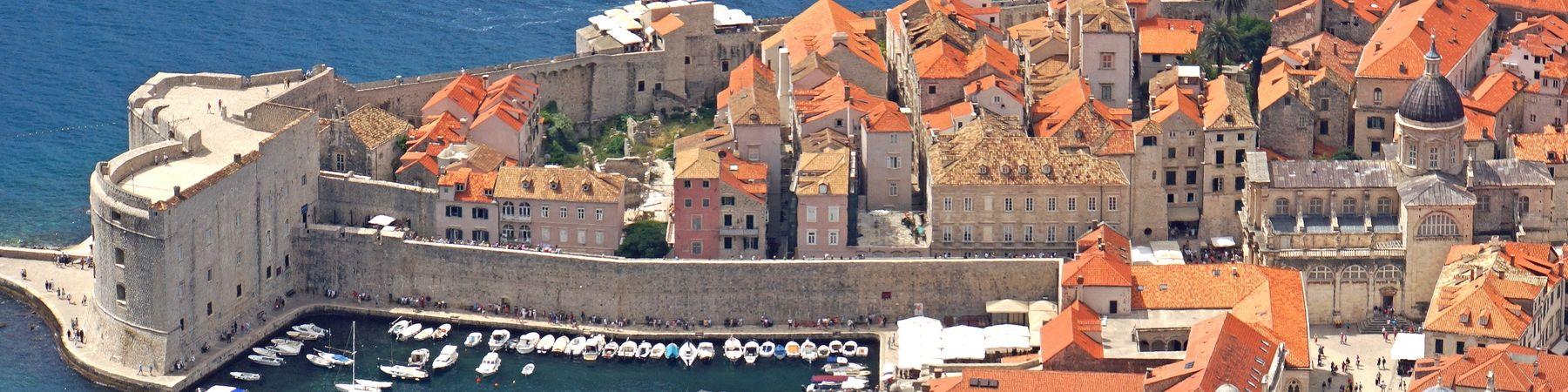 Dubrovnik Travel Guide Wikitravel Croatia Tourism Dubrovnik Dubrovnik Croatia