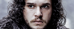 "claraoswhld: ""Jon Snow - seasons 1-5 (source)"""