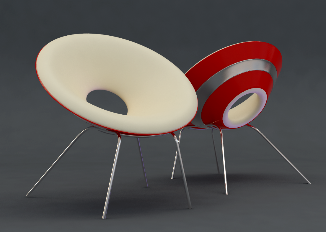 Ring Chair.