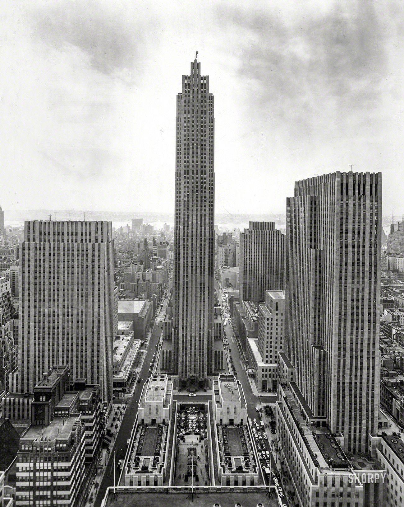 Best 30 Rock, Rockefeller Center And Center