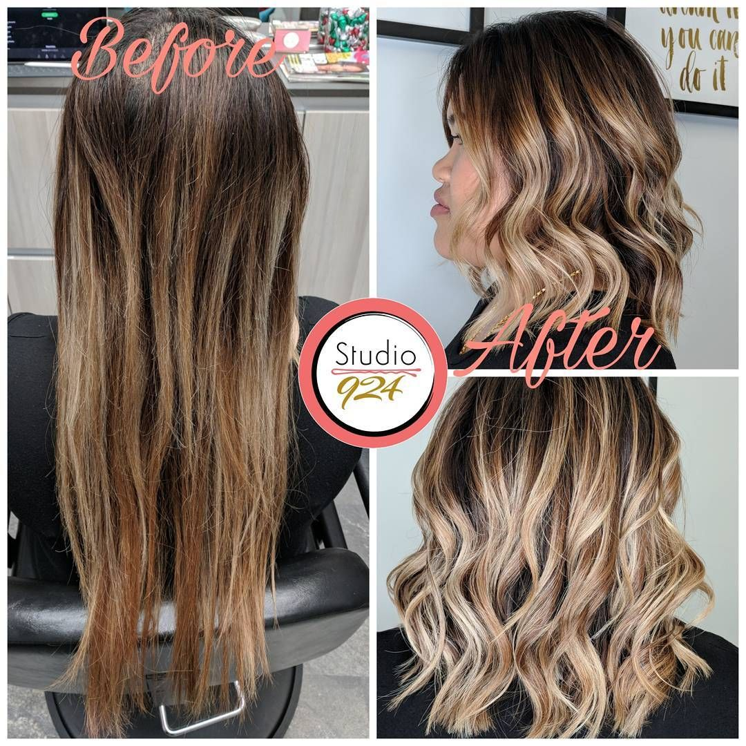 the best recipe for damaged hair is a great haircut! don't be afraid