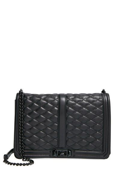 Rebecca Minkoff Rebecca Minkoff 'Jumbo Love' Crossbody Bag available at #Nordstrom
