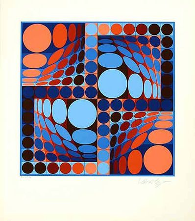 Victor Vasarely, Wall Art and Home Décor at Art.com