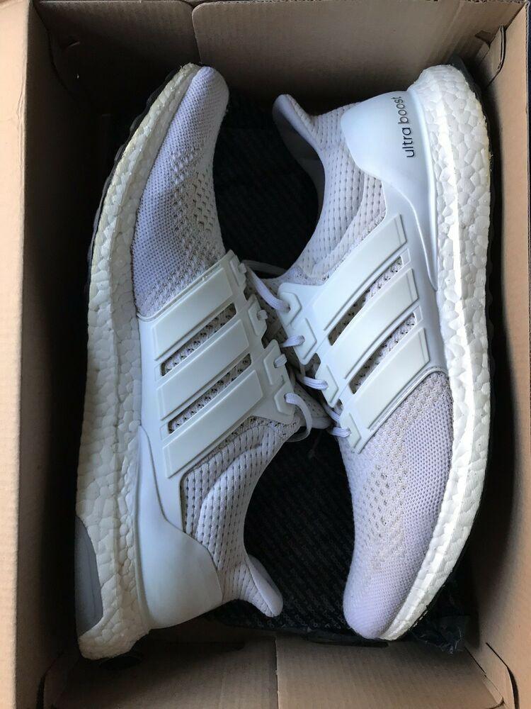 Adidas White Ultra Boost 1.0 OG ART