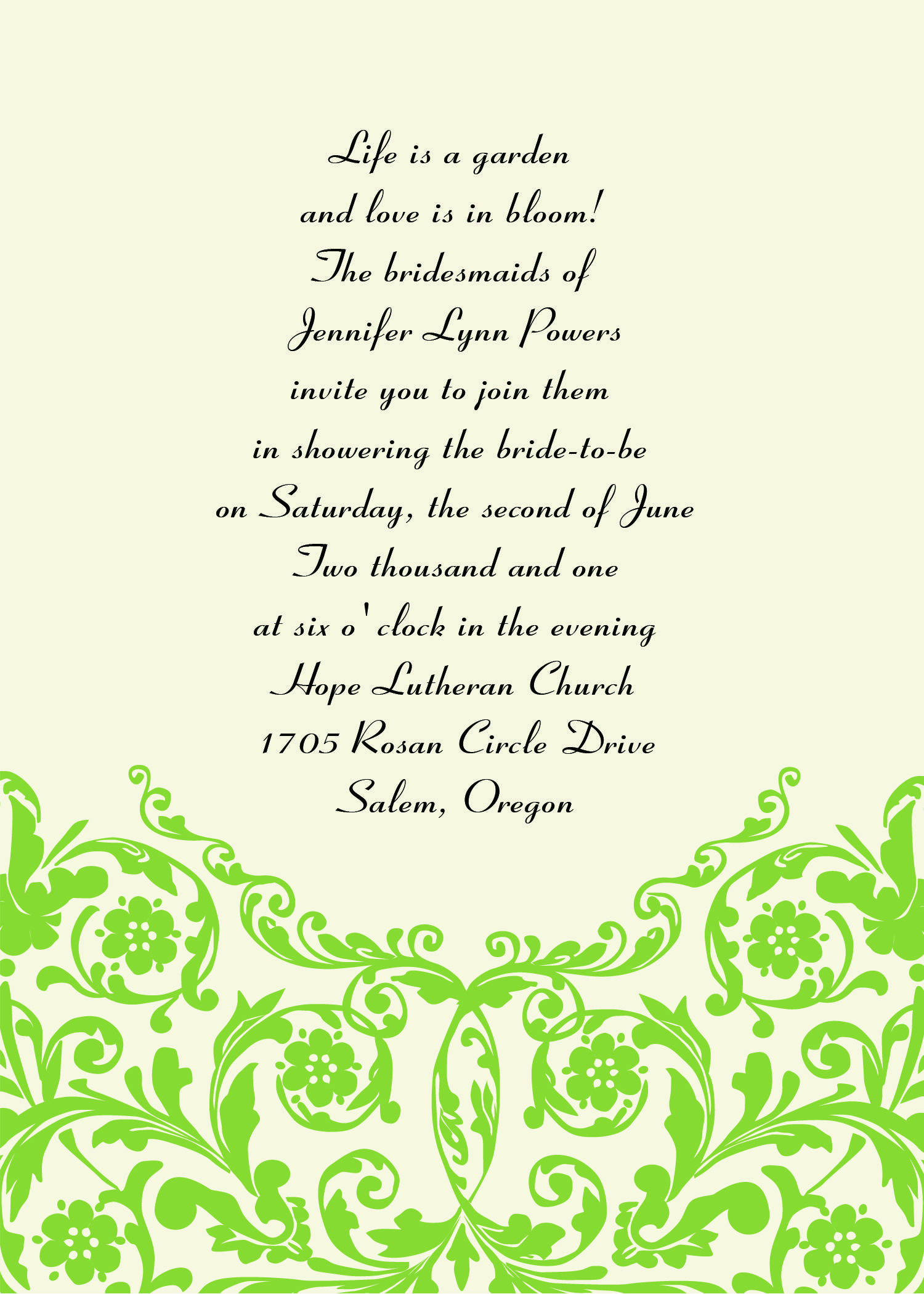 Guide to Wedding Invitations Messages | Wedding, Wedding and Wedding ...