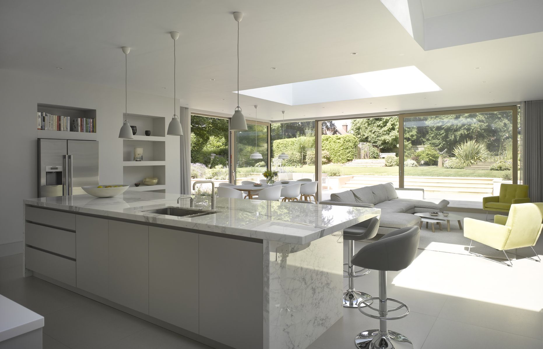 Modern kitchen extensions - our pick of the best | Open plan living ...