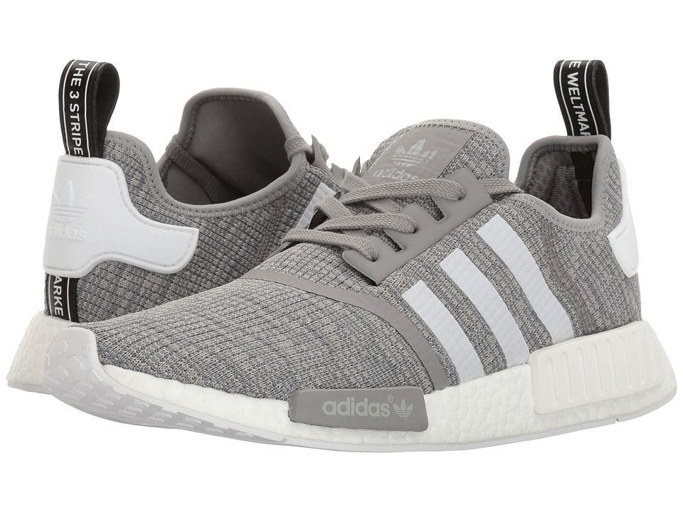 e214c6725 adidas Originals NMD R1 Glitch Graphic Men s Running Shoes Dark Grey  Heather Solid Grey Footwear White Footwear White