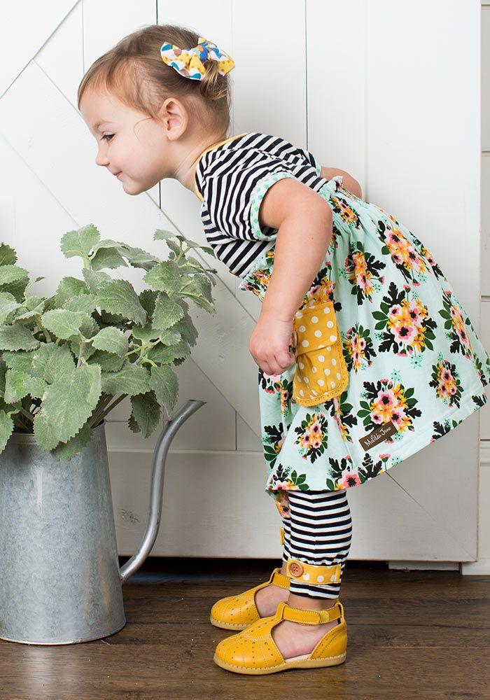 da0d7d090f6d8 Duckling Leggings - Matilda Jane Clothing | Frocks For Littles ...