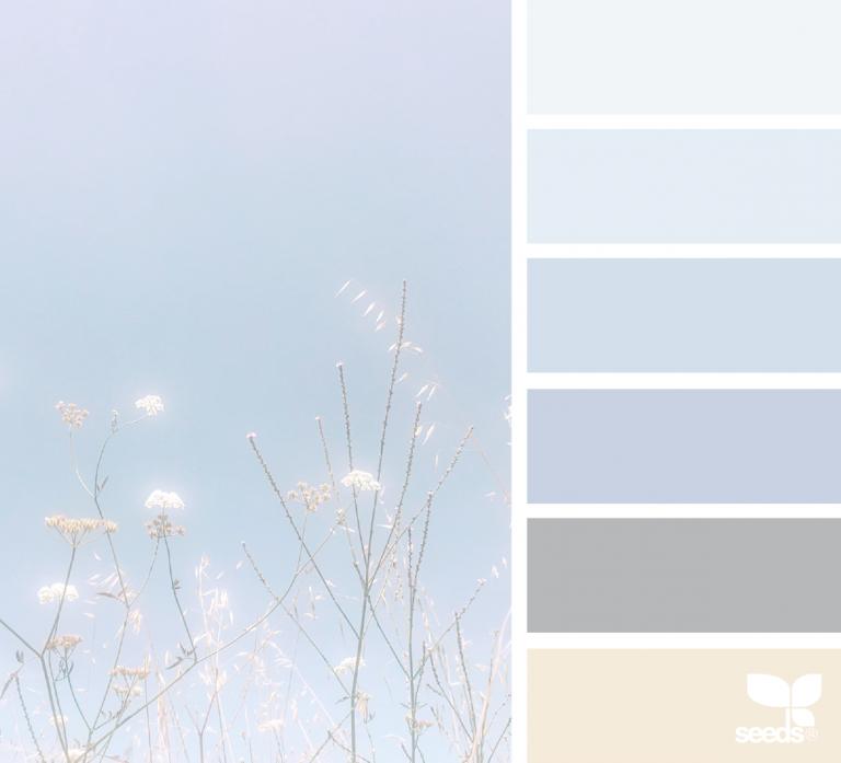 Dreamy Bedroom Color Palettes: Color Pallets, Bedroom Color Schemes, Color