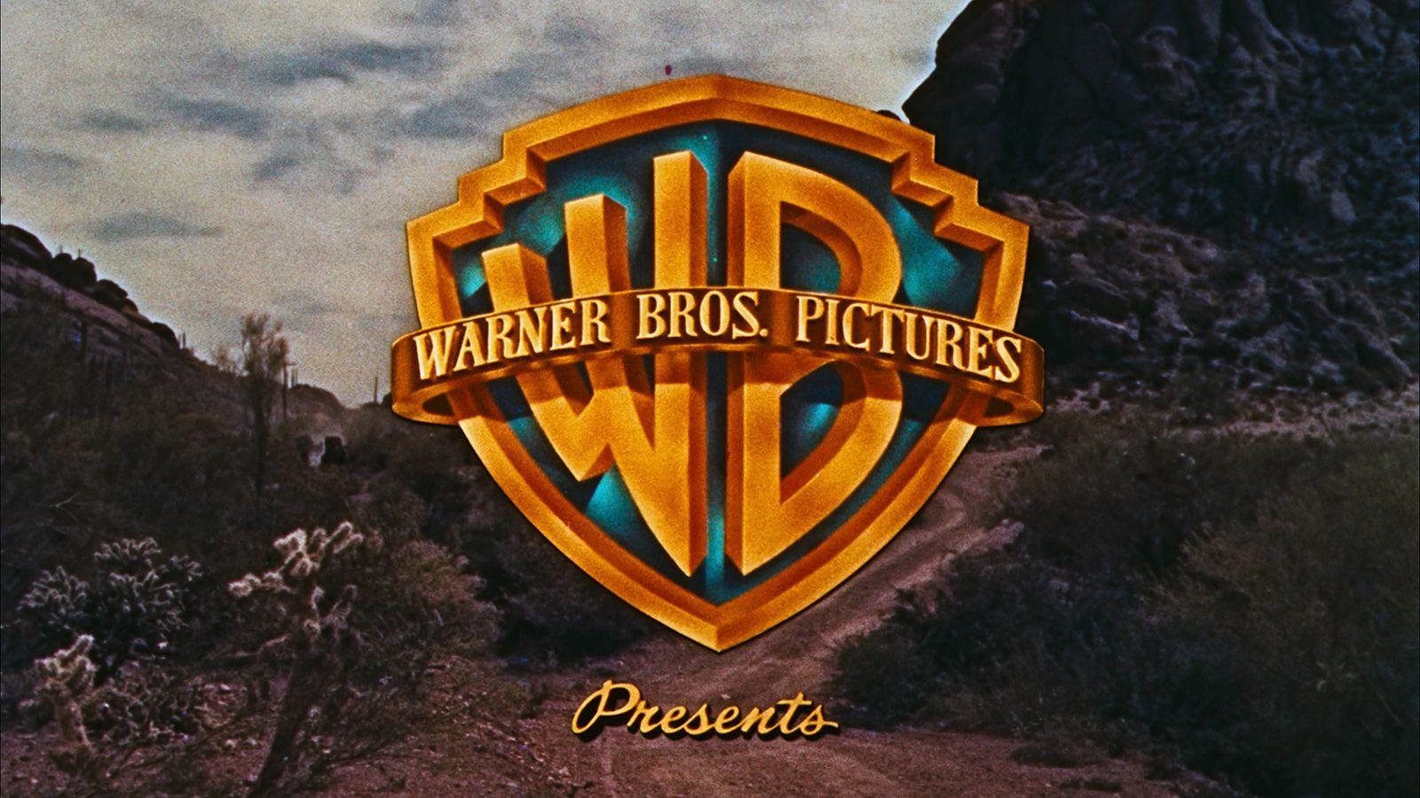 Rio Bravo 1959 Warner Bros Logo Picture Logo Warner Bros