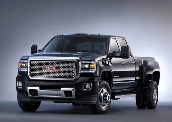 2018 Gmc Denali 3500hd Review And Mpg Gmc Sierra Denali Gmc