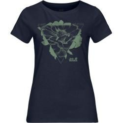 Photo of Jack Wolfskin T-Shirt Frauen Hana T-Shirt Women Xs blau Jack WolfskinJack Wolfskin