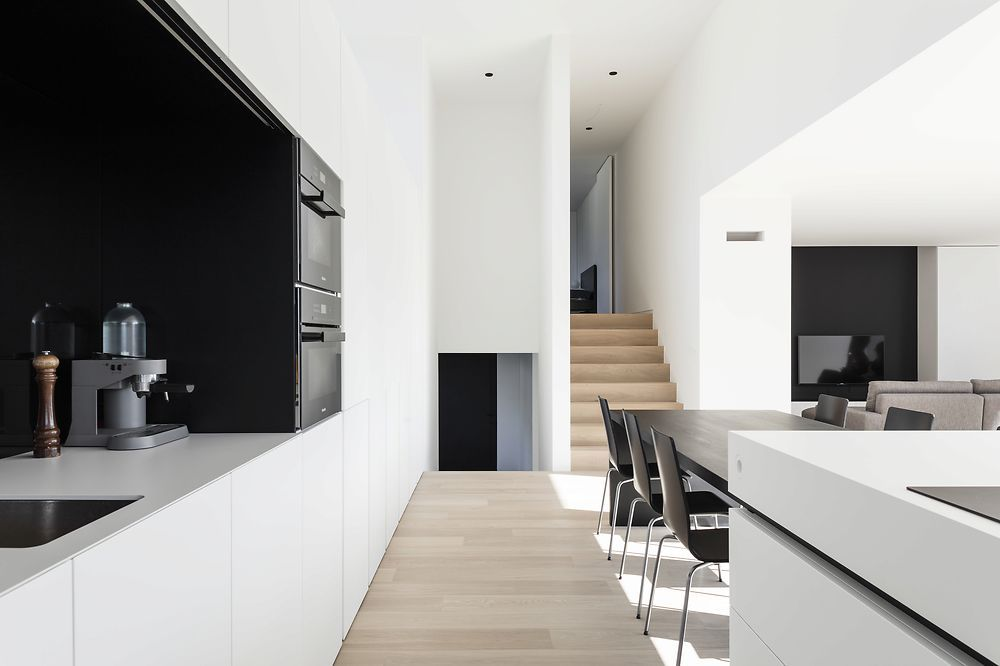 Moderne Keukens Gent : Francisca hautekeete architect gent projects dw kitchen