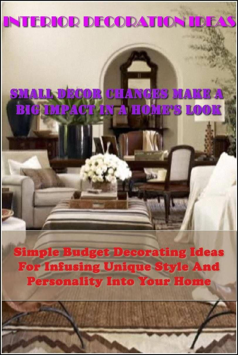 Outstanding smart home decor advice tips are readily available on our site. Check it out and you will not be sorry you did. #Homedecor