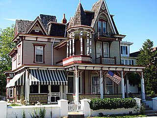 Cape May New Jersey Victorian Victorian Homes Victorian Homes Victorian Style Homes Old Victorian Homes