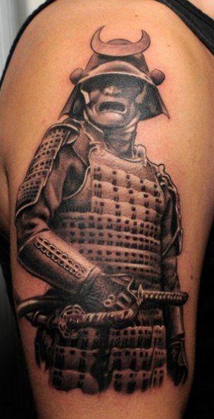 Samurai Tattoo | Tattoo / Tattoos / _594.John-Maxx-Tattoo.samurai-orientale
