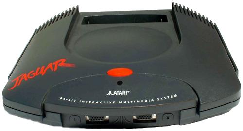 Jaguar Atari Jaguar Jaguar Console