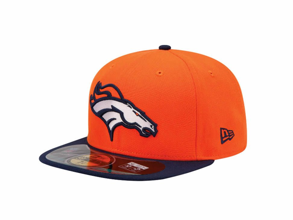 Gorra Broncos de Denver NFL New Era On Field-Liverpool es parte de MI vida 462c8cbb9e7