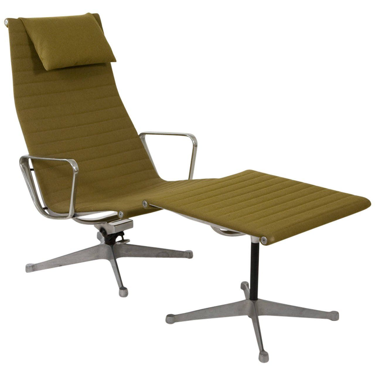 Original Eames For Herman Miller Aluminum Group Chairs