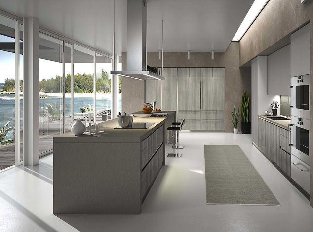 High End Kitchen Design Laminate In The Kitchen Is It A Good Idea  Httpwwwsnaidero