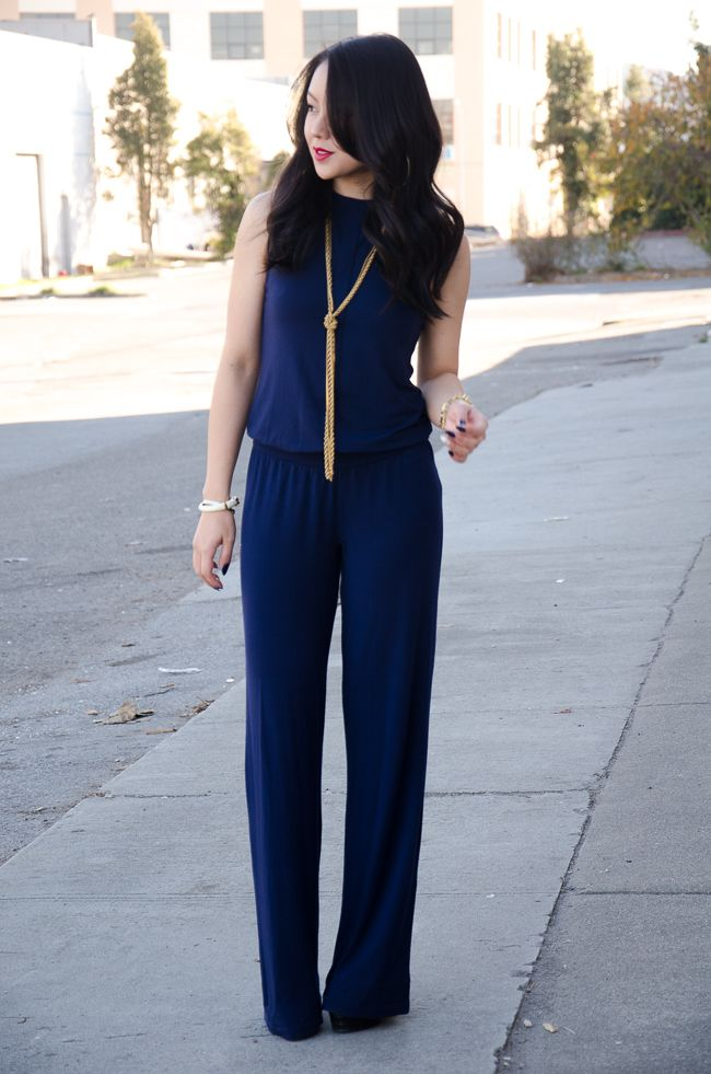 Jumpsuit @Tart Collections