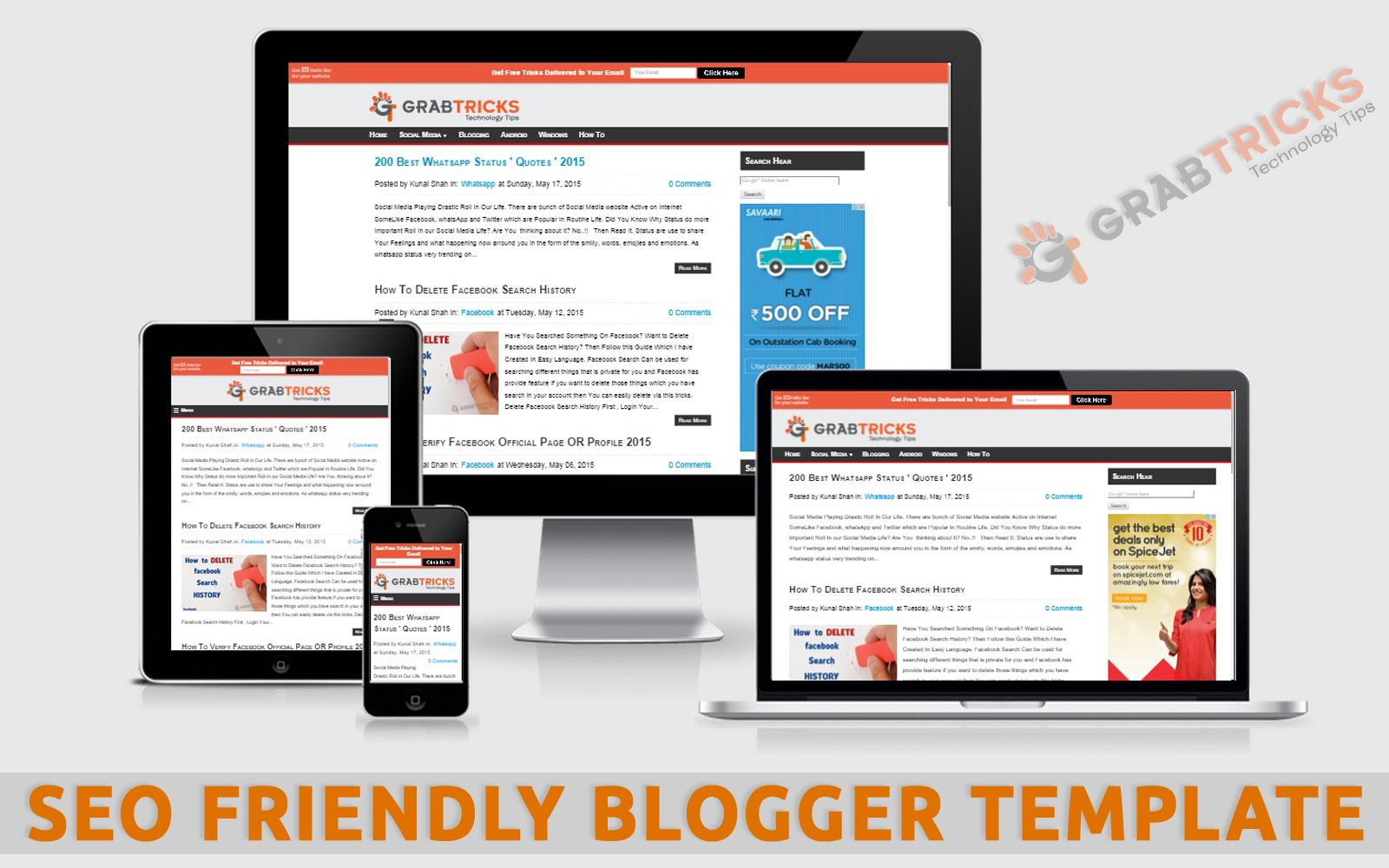 Magnificent Seo Friendly Template Image Collection - Resume Ideas ...
