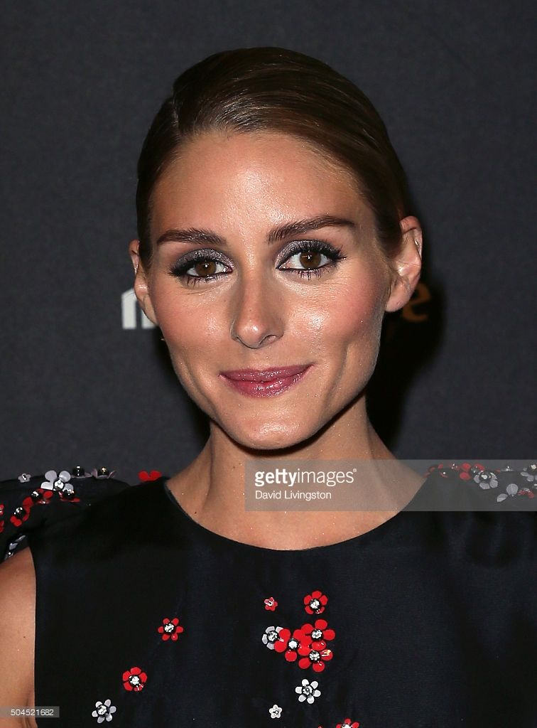 Socialite Olivia Palermo attends the 2016 Weinstein Company and Netflix Golden Globes after party on January 10, 2016 in Los Angeles, California.