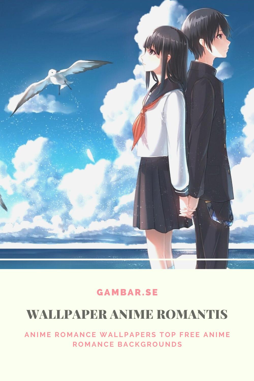 Wallpaper Anime Romantis : wallpaper, anime, romantis, Wallpaper, Anime, Romantis, Anime,, Romance,, Romantic