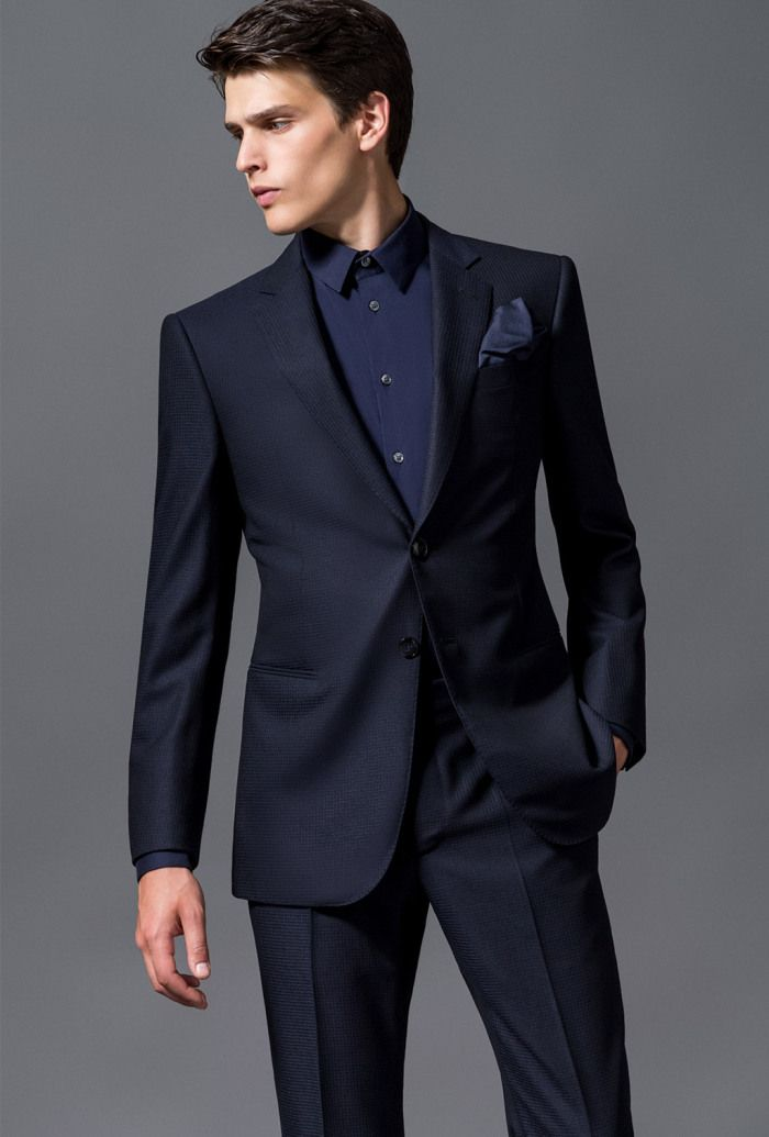 0d171c0dd GIORGIO ARMANI MEN'S SPRING/SUMMER 2016 LOOKBOOK – DESIGNS FEVER Terno  Noivo, Gravata,
