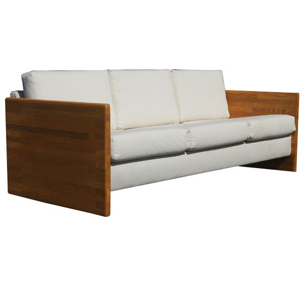 Swell Details About Vintage Jerryll Habegger Butcher Block Sofa Pdpeps Interior Chair Design Pdpepsorg