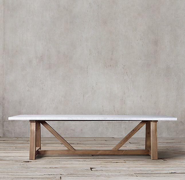 108x40x30 Dining Table Dining Table Marble Rectangular Dining Table