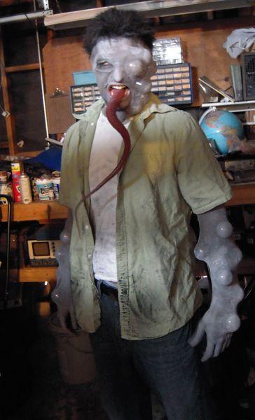 L4d smoker cosplay