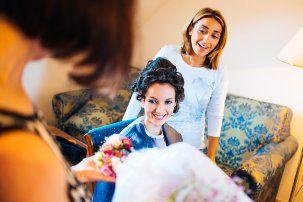 Hair & Make-up für die Braut in Freiburg