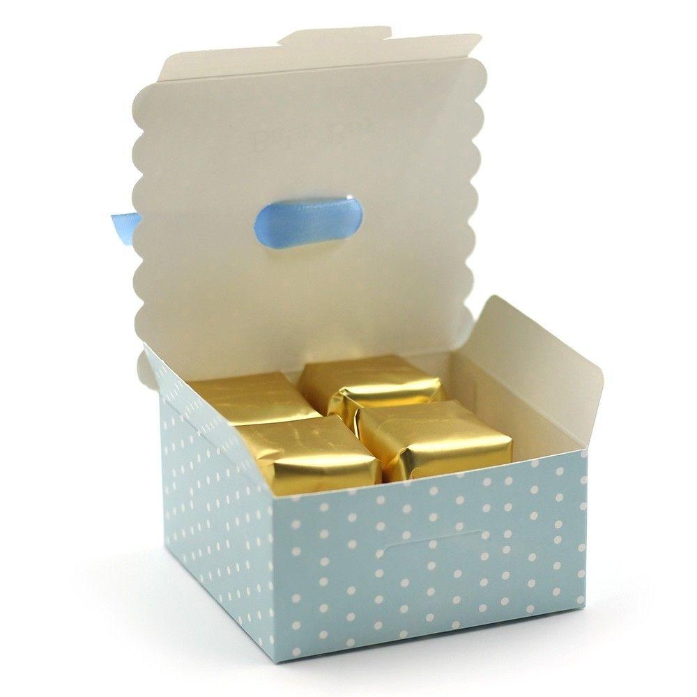 نعمة الرزق بمولود من أجمل النعم عملنا على تصميم علب سماوية اللون برسم مولود لنعكس الإحتفاء بقدومه لتوزيعات المواليد علب و بر Decorative Boxes Decor Container