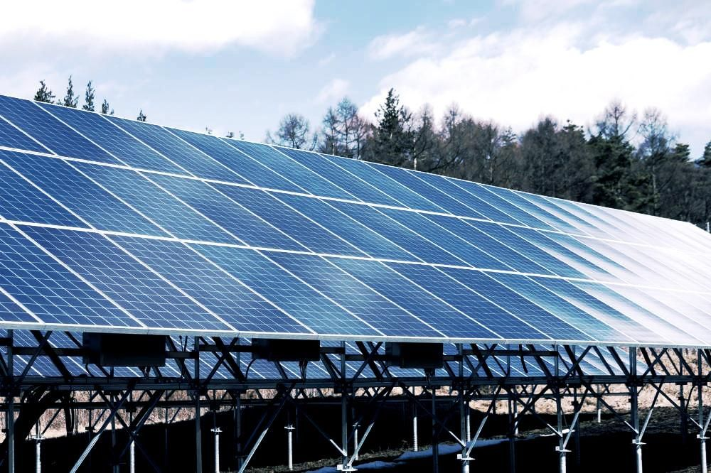 There Is More To Our Solarpanels Than Meets The Eye Teslasolar Http Www Teslasolar Solar Home 3 Tech Utm Source Utm Me Solar Solar Panels Solar Companies
